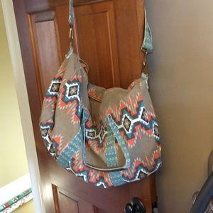Tribal Duffel Bag